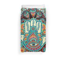 Hamsa Hand Duvet Cover