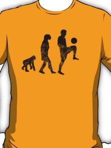 Distressed Soccer Evolution T-Shirt