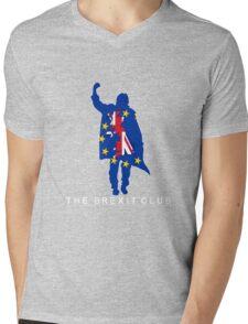 The Brexit Club Mens V-Neck T-Shirt