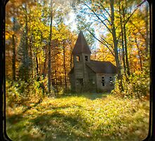 TtV Estonian Church by Emily Hild