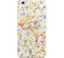 Geometrical Mess iPhone Case/Skin