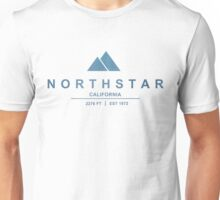 Northstar Ski Resort California Unisex T-Shirt
