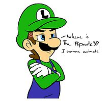 WHERE IS FLIPNOTE DAMMIT?!?! by Grace Hosanna Márquez