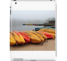 Canoe iPad Case/Skin