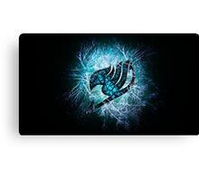 logo de fairy tail Canvas Print