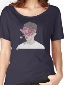 PINK WILD Women's Relaxed Fit T-Shirt