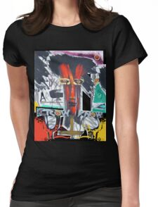 make your mark Womens Fitted T-Shirt