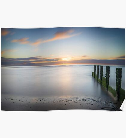 Seaside Serenity Poster