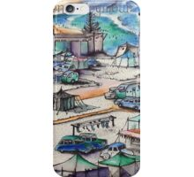 Home is where we park it iPhone Case/Skin