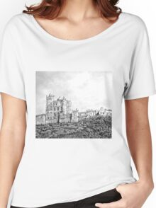 Bolsover Castle Women's Relaxed Fit T-Shirt
