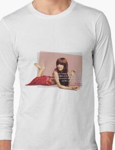 #MyAnthem Long Sleeve T-Shirt
