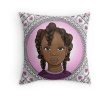 Black Girl Magic - Anaya Throw Pillow