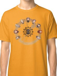 Retro Time Dillema (US Ver.) Classic T-Shirt