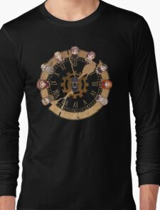 Retro Time Dillema (US Ver.) Long Sleeve T-Shirt