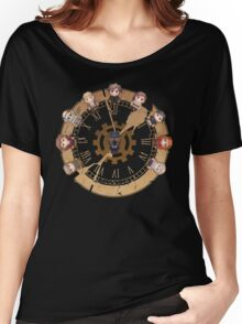 Retro Time Dilemma (US Ver.) Women's Relaxed Fit T-Shirt