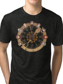 Retro Time Dillema (US Ver.) Tri-blend T-Shirt