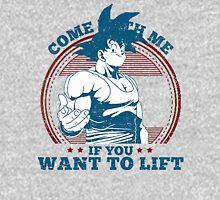 Come With me if you want lift - Goku Unisex T-Shirt