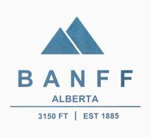 Banff Ski Resort Alberta Kids Clothes