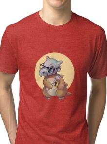 Cute Bone  Tri-blend T-Shirt