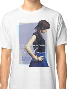 #WithLove Classic T-Shirt