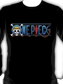 One piece logo T-Shirt