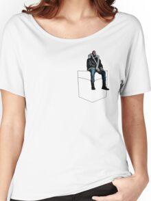 Drake Views Pocket Women's Relaxed Fit T-Shirt