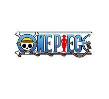 One Piece logo by M M