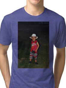 The Mighty Explorer Tri-blend T-Shirt