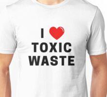 I Love Toxic Waste T-Shirt Unisex T-Shirt