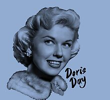 Classic Doris Day (baby blue) by RobC13