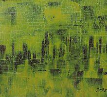 New York Rising by artbygeorgemb