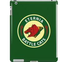 ETERNIA BATTLECATS FOOTBALL iPad Case/Skin