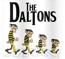 The Daltons - Abbey Road Poster