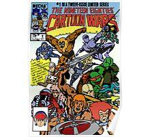 Cartoon Wars Poster