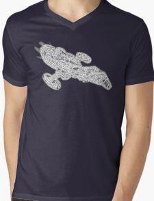 Fire Fly Class Mens V-Neck T-Shirt