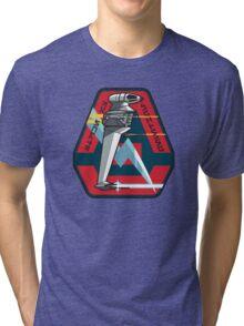 B-WING SQUADRON PATCH Tri-blend T-Shirt