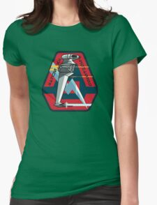 B-WING SQUADRON PATCH Womens Fitted T-Shirt