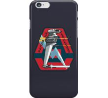 B-WING SQUADRON PATCH iPhone Case/Skin