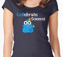 Cellebrate Science! Women's Fitted Scoop T-Shirt