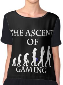 THE ASCENT OF GAMING #2 Chiffon Top