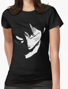 One Piece - Monkey De Luffy Womens Fitted T-Shirt