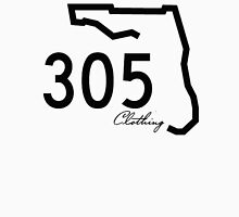 305 Clothing - White Unisex T-Shirt