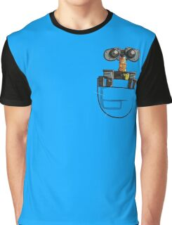POCKET WASTE ALLOCATION LOAD LIFTER Graphic T-Shirt