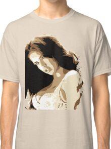 Adrianna Lima Vector Illustration Classic T-Shirt