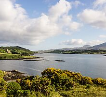 Dunvegan Castle and Macleod's Tables by Ralph Bracewell