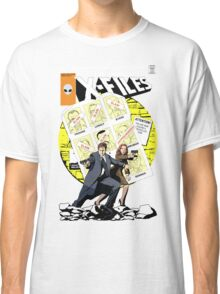 The Uncanny X-Files Classic T-Shirt