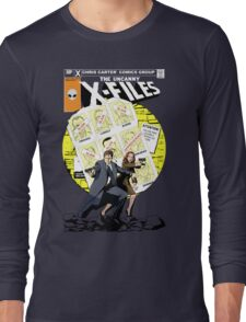 The Uncanny X-Files Long Sleeve T-Shirt
