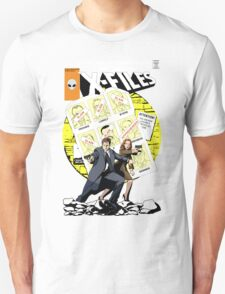 The Uncanny X-Files Unisex T-Shirt