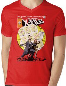 The Uncanny X-Files Mens V-Neck T-Shirt