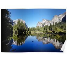 Yosemite Valley, California, USA. Poster